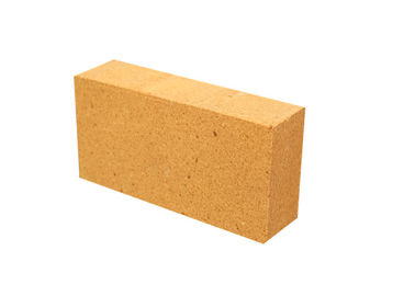 18% - 22% Apparent Porosity Replacement Fire Bricks Strong Resistance To Acid Slag Erosion