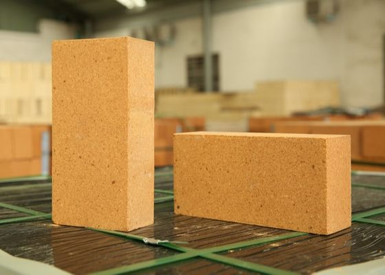 أفران الجير 230x114x65mm 1770C Fire Clay Bricks